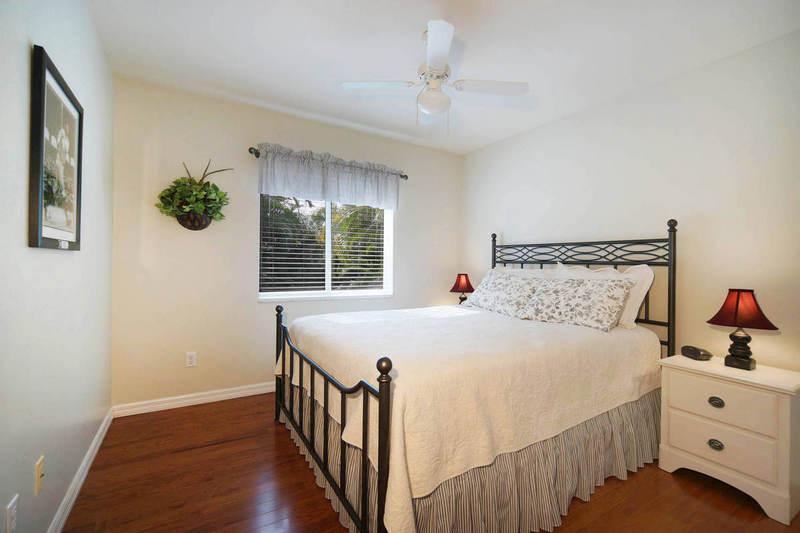 Relaxing Second Guest Bedroom