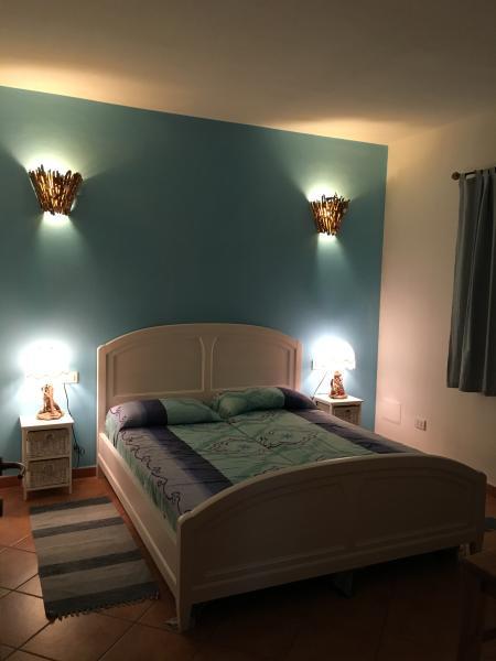 Blue dorm