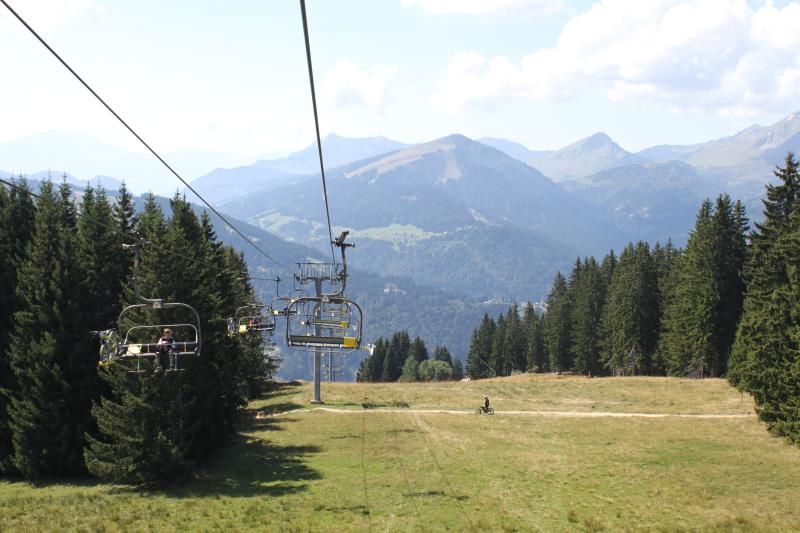 Biking paradise - gondolas and lifts just mins from apartment.