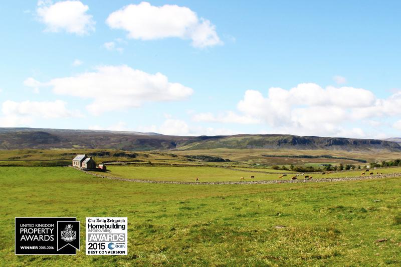 The chapel occupies a truly spectacular position with stunning views of the North Pennines.