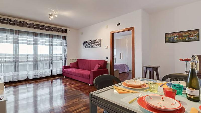 Bed & Cappuccino Apartment near the airport,, holiday rental in Fiumicino
