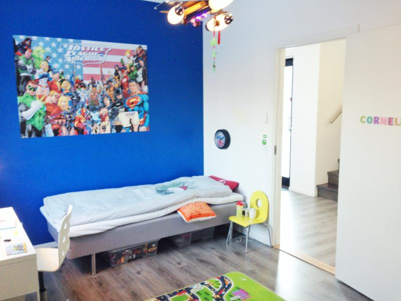 Kids room 1. Normal single bed. 1st floor.