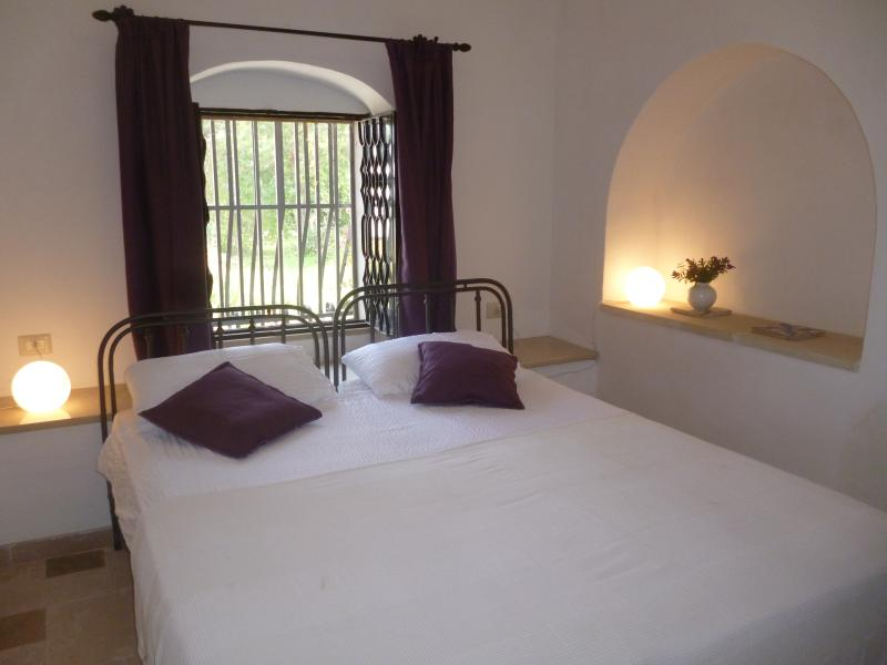 Bedroom 3 with two single beds or one double bed