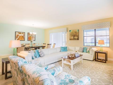 Binnen, kamer, meubels, slaapkamer, woonkamer