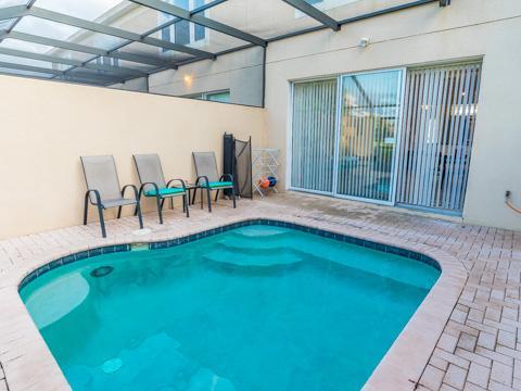 Jacuzzi, banheira, piscina, recurso, piscina