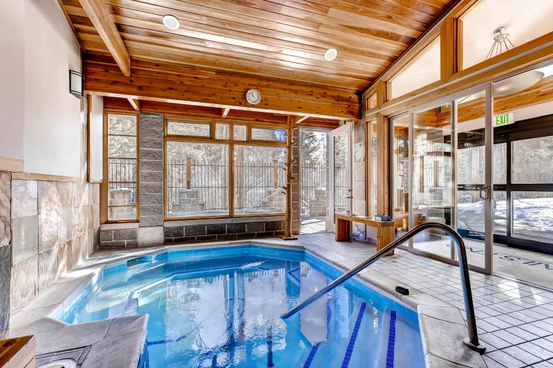You'll have access to the Trails End Condominiums amenities.