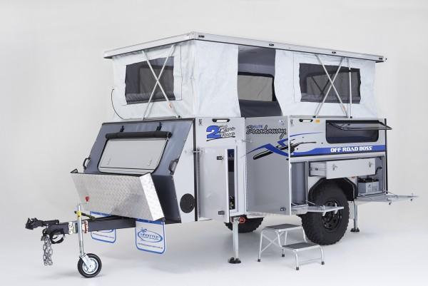 Camper Trailer Hire with all accessories included, alquiler vacacional en Mount Glorious