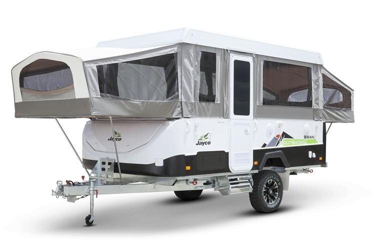 Jax Camper Trailer
