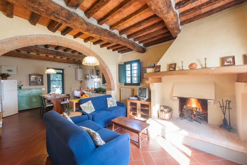 Castello di Pastine - 3C, vacation rental in Barberino Val d'Elsa