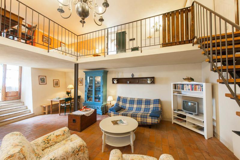 Castello di Pastine - 4D, vacation rental in Barberino Val d'Elsa
