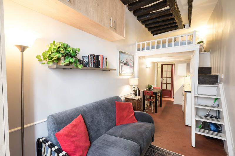 Charms, Location, Amenities, Cleanliness: Perfect!, alquiler de vacaciones en París
