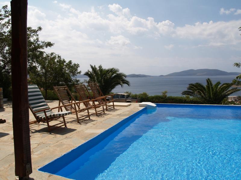 Porto lafia apartments South evoia Greece, aluguéis de temporada em Styra