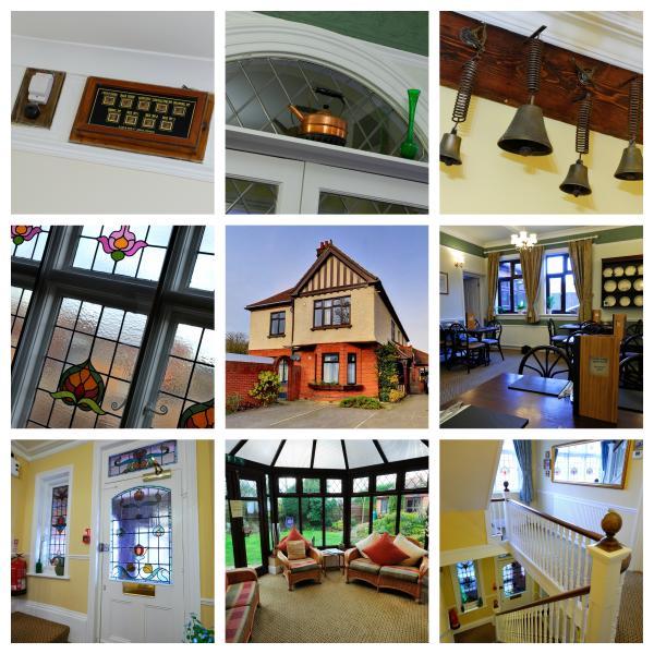 Un collage rapide de Lattice Lodge !