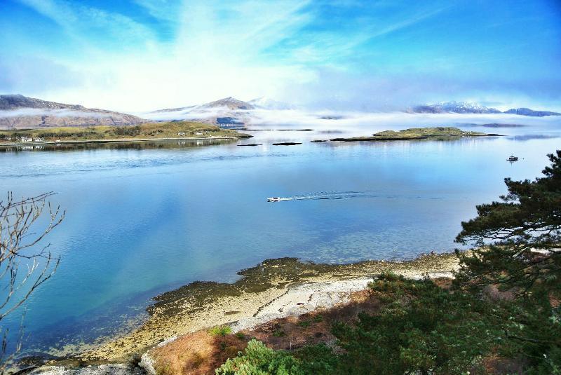 View of Loch Linnhe