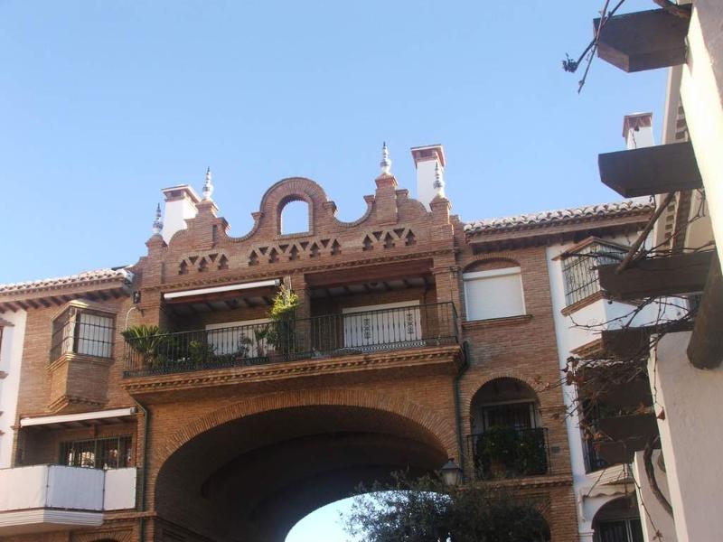 Puebla Aida Arch