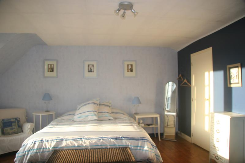 Blue Room, holiday rental in Coulanges-sur-Yonne