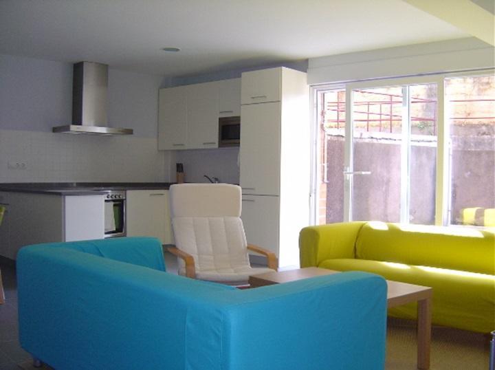 Alquiler de apartamento con terraza en Lekeitio – semesterbostad i Ermua