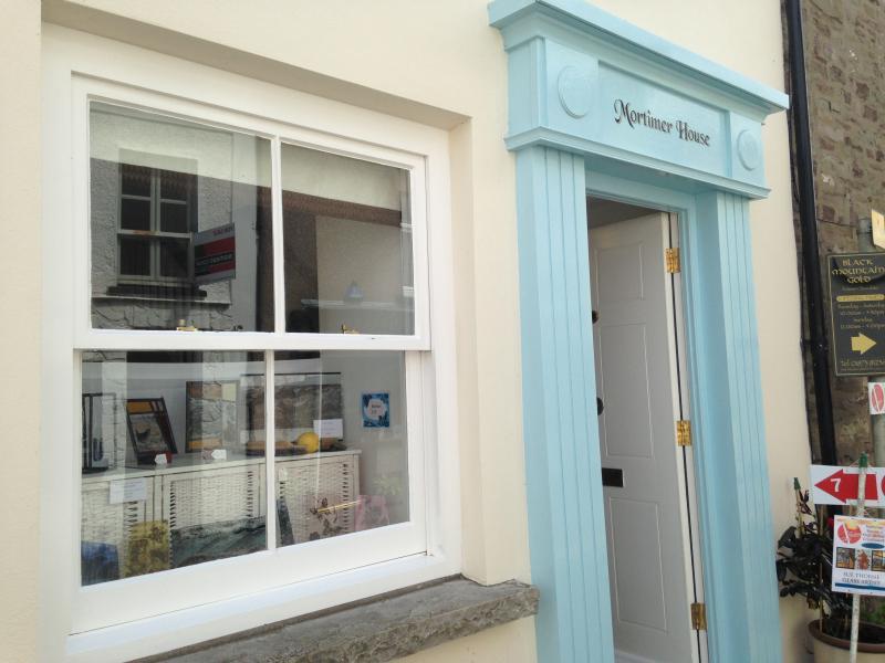 Mortimer House Front Door