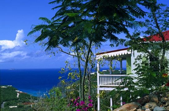 Stunning Ocean Views Villa Catalina with great wifi, vacation rental in St. John