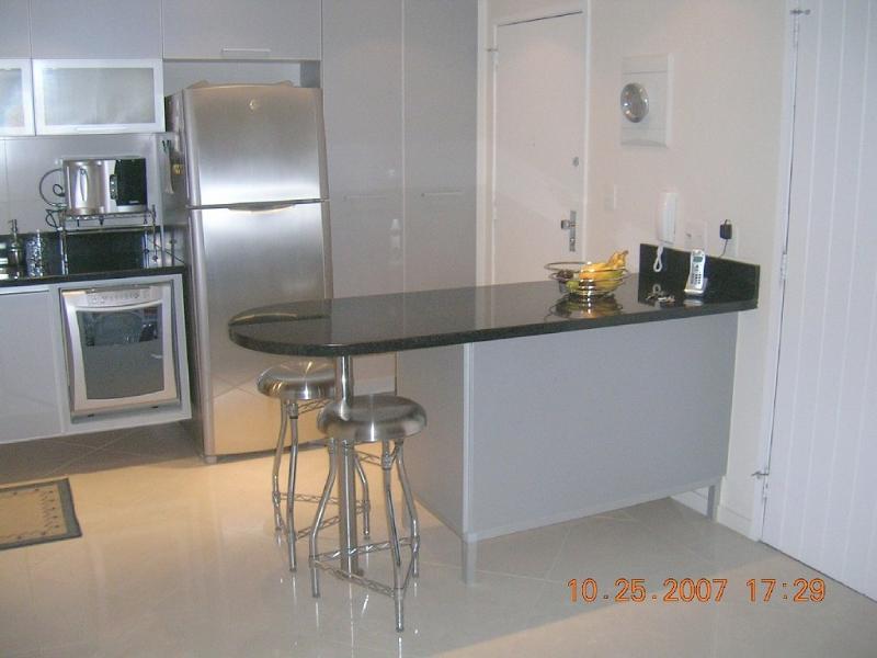 Comptoir de cuisine et granit