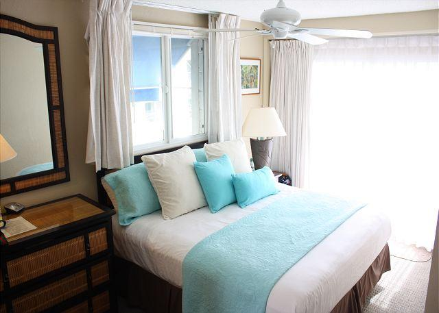 Lovely Bedroom With King Bed
