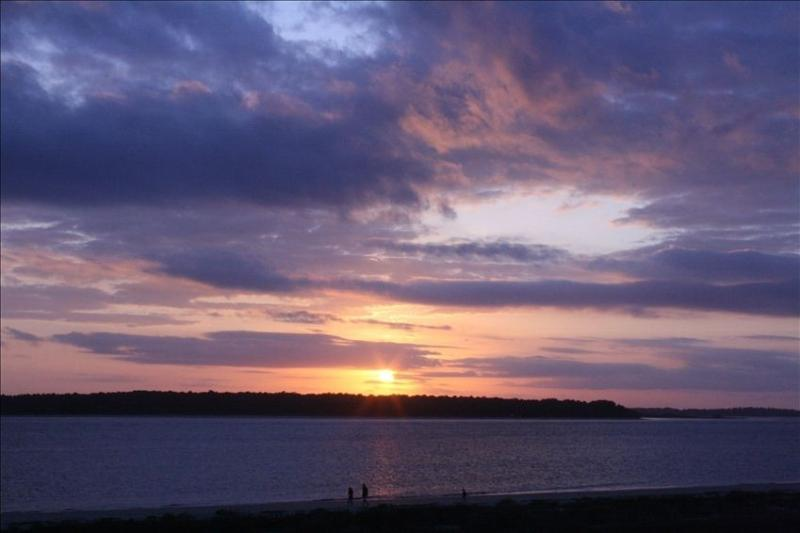 Your sunset at 1314 Pelican Watch Villas!