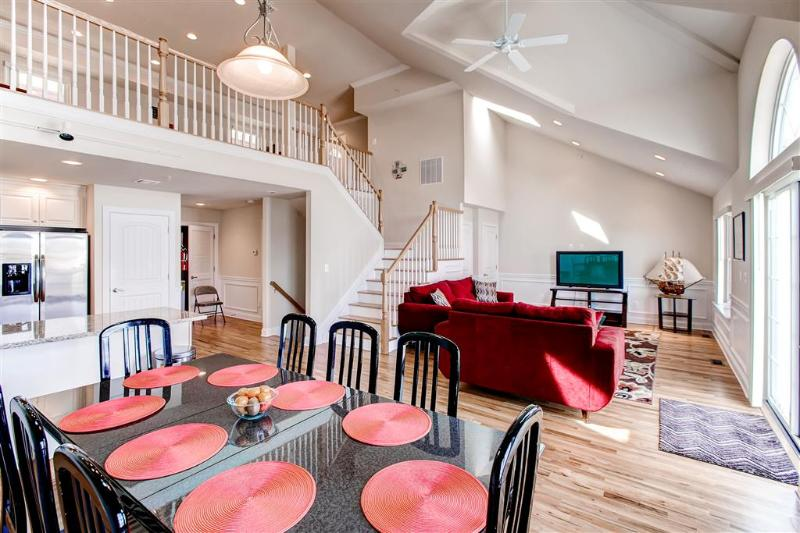 Have the ultimate Jersey Shore experience by staying at this fabulous Seaside Heights vacation rental condo!