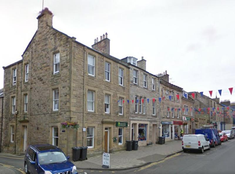 Strategically located in heart of Jedburgh. A perfect base to explore the Scottish Borders