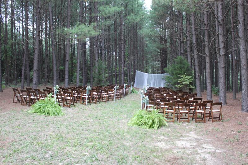 Weddings In The Pines