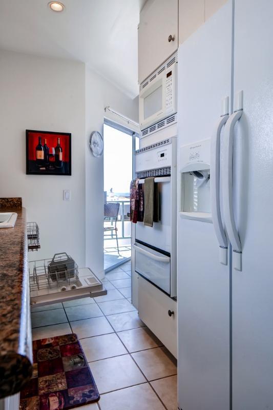 Tutto il necessario per preparare i vostri piatti preferiti può essere trovata nella cucina completamente attrezzata.