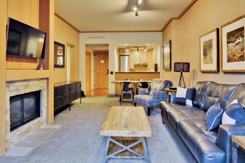 Enjoy a relaxing stay at this delightful Cle Elum vacation rental condo