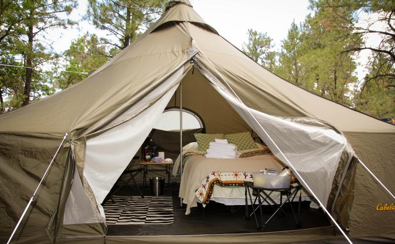 Arizona Luxury Expeditions--- All Inclusive Glamping with Professional Guides, vacation rental in Grand Canyon National Park