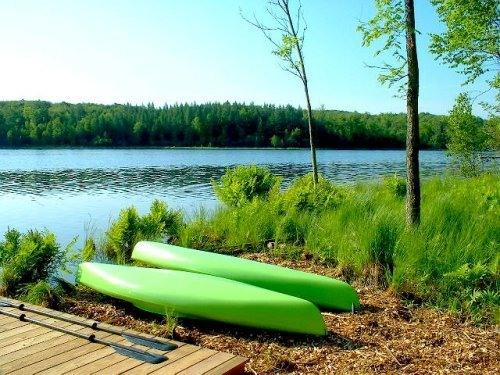 Cedar Lake - 2 free kayaks for our summer guests.