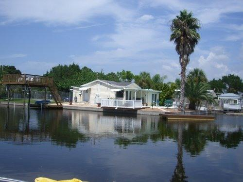 Waterfront! with private pool & observation deck!