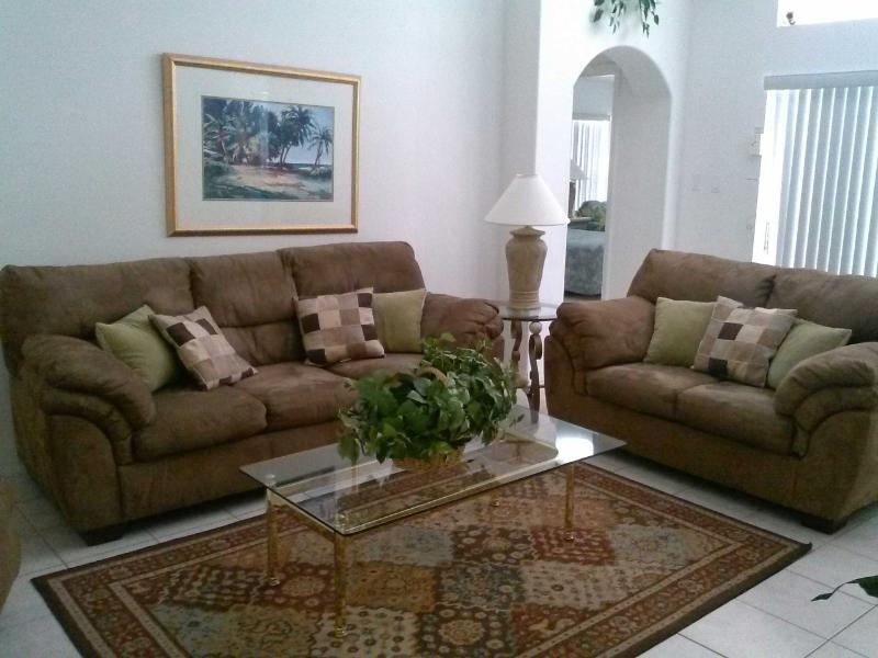 New updated sofa set