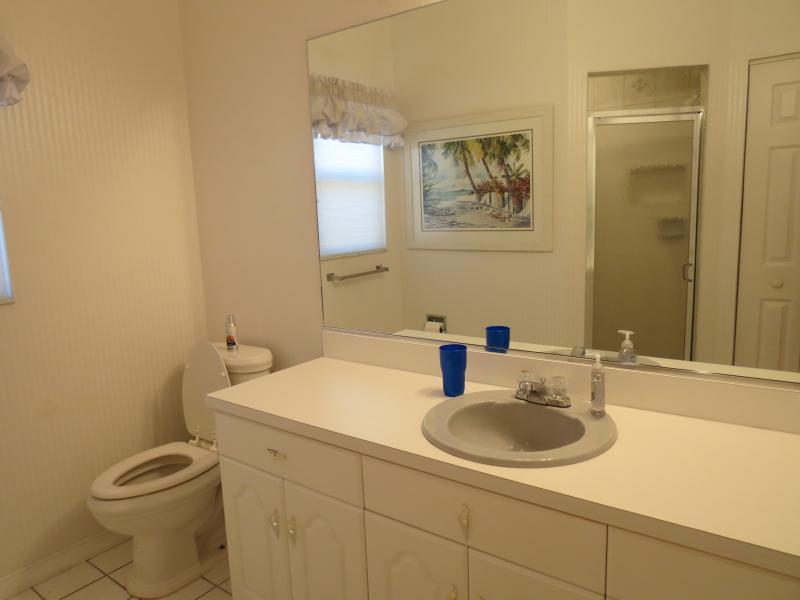 Guest Bathroom 1 w / doccia