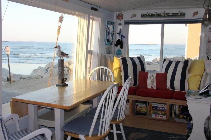 The Blue Pearl Cottage, Awesome Ocean View,Saco Me, alquiler de vacaciones en Biddeford Pool