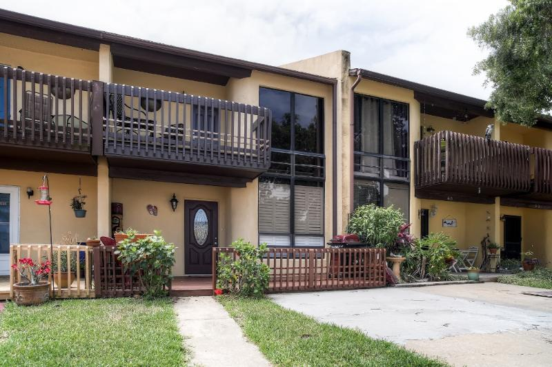 This breezy Cape Canaveral vacation rental townhome awaits you!