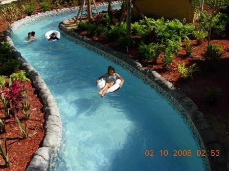 More Fun at the Lazy River