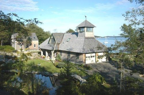 'Lighthouse Lookout' - Oceanfront- Rackliff Island, vacation rental in South Thomaston