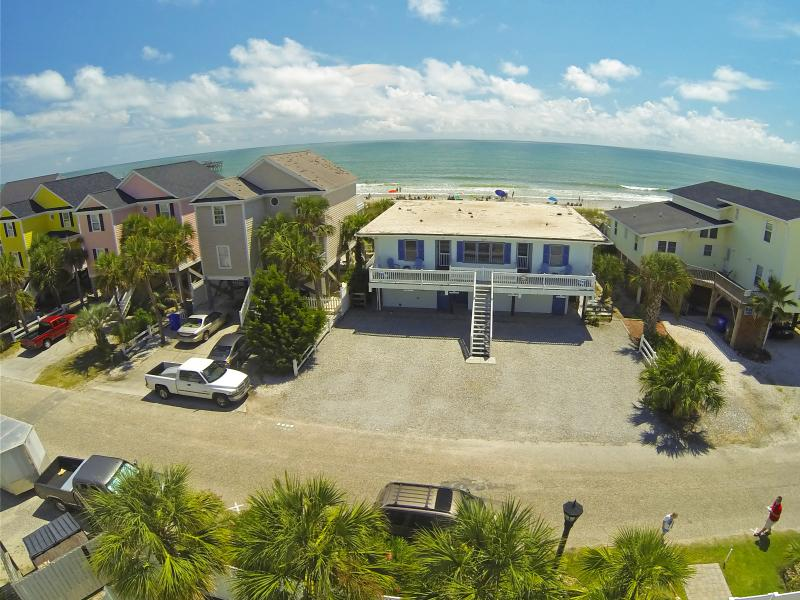 Almost Heaven OCEANFRONT A C 2Br/1Ba Slps 8 WiFi, location de vacances à Surfside Beach