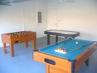 7 Bed | Game room