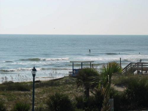 Beach Picture from Balcony