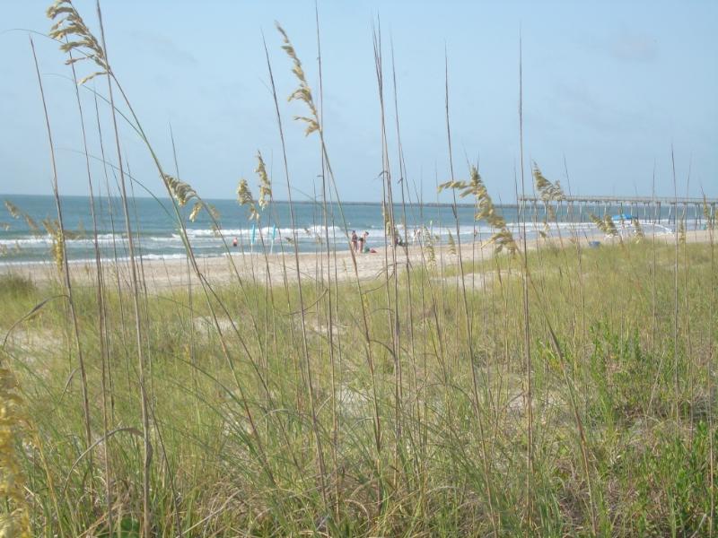 beach is just a short walk away