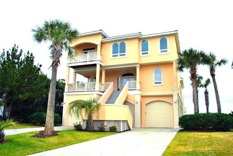 Luxury Oceanfront Beach House W/ Pool & Hot Tub! UPDATED