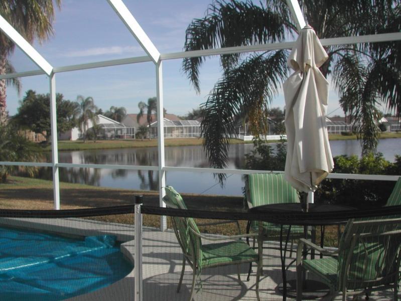 Pool Sitting/Dining
