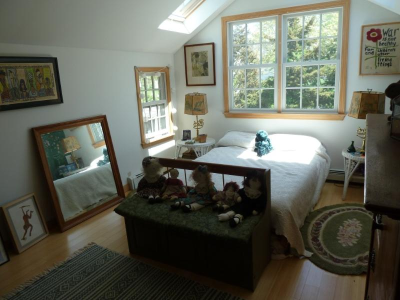 Double Bedroom with Skylights