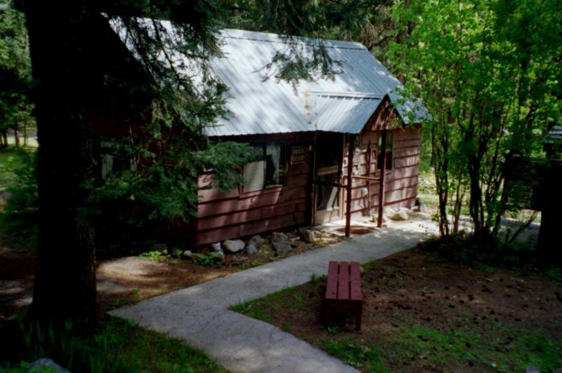Bunk Haus outside entry