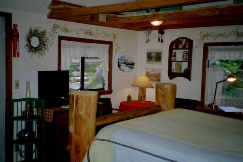Bunk Haus inside