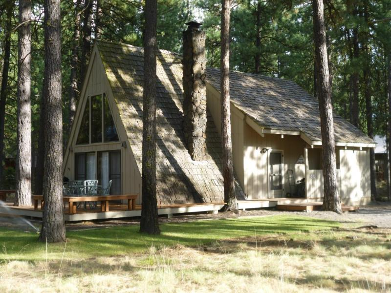 Black Butte Ranch in Central Oregon..Cabiny Feel!, holiday rental in Central Oregon